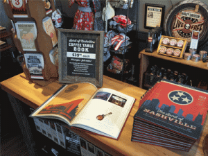 The Spirit Of Nashville Book