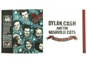 Dylan / Cash And The Nashville Cats Print 4