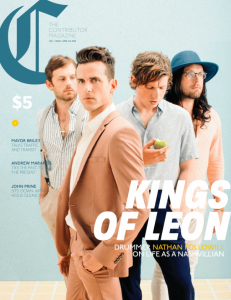 The Contributor Magazine Print 2