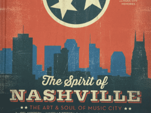 The Spirit Of Nashville Print