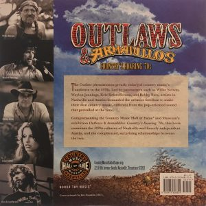 Outlaws And Armadillos Book 5