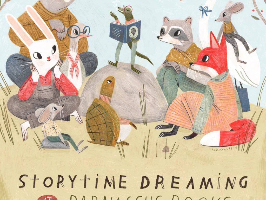 StoryTime Dreaming Book