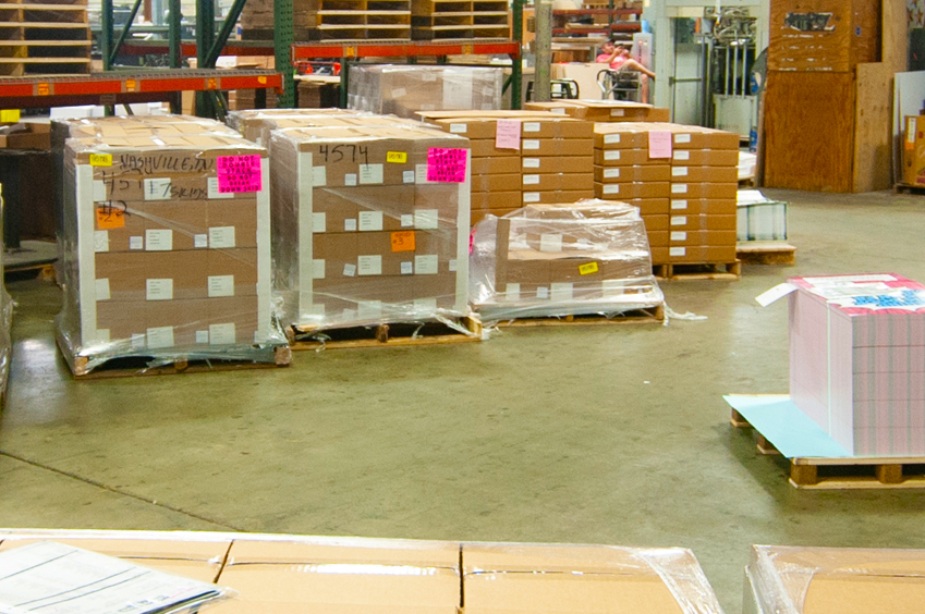 Lithographics Warehousing & Fulfillment