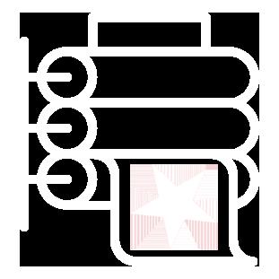 web printing icon